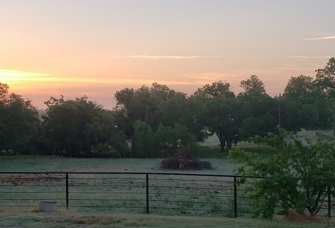 Ranch Mornings 2018 May