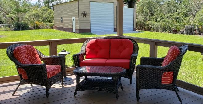 My Wicker Chairs