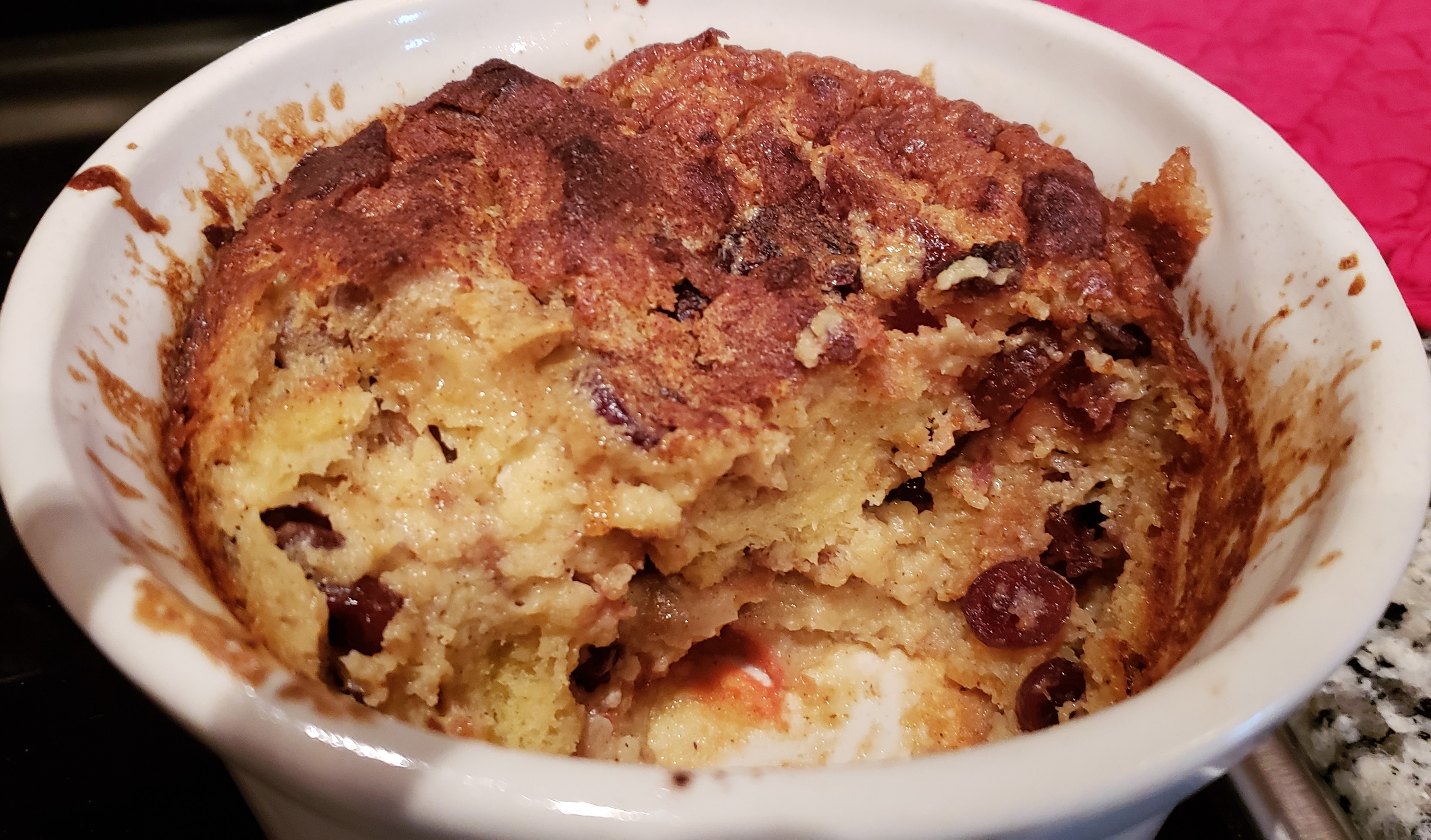 Bread Pudding 12