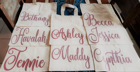 Ashley bridal gift bags 2