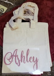 Ashley gift bags