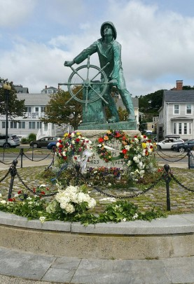 Gloucester 1 Fishermen Memorial
