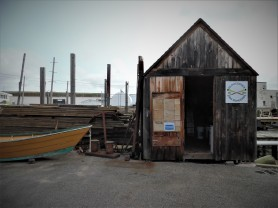 Gloucester 62 Pier Rowers Shack