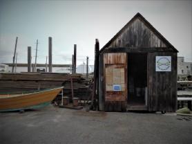 Gloucester 62 Pier Rowers Shack