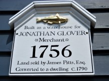 Jonathan Glover 1756