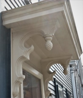 Corbels of beauty