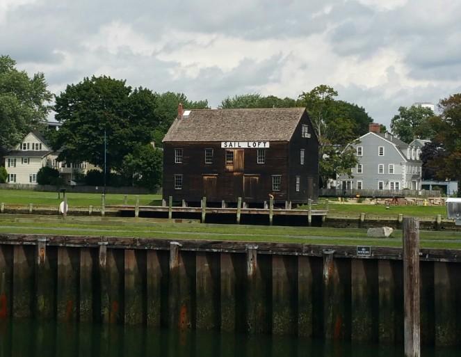 Salem MA 7 Sail Loft