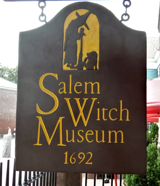 Salem MA 9 Salem Witch Museum