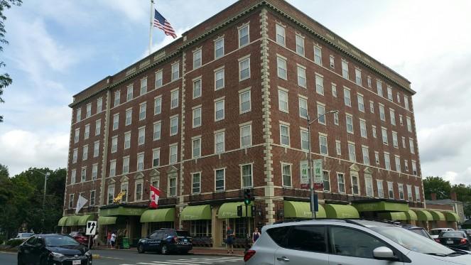 Salem MA Hawthorne Hotel