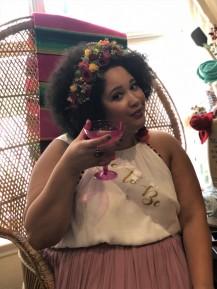 Shower 46 Margarita Bride