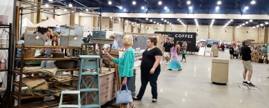 Vintage Market Days Coffee